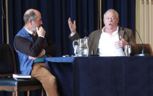Greg Woods interviews Armistead Maupin.